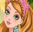 Vestir e maquiar Ashlynn Ella
