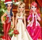 Amigas festa de natal