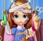 Princesa Sofia no hospital