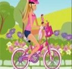 Bicicleta da Barbie