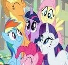 Puzzle turma My little Pony