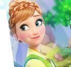 Anna Frozen pintora