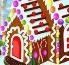 Decorar casa de doces