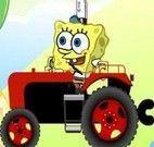 Bob Esponja carro tanque