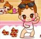 Dançar com bebê