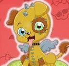 Pet shop bichinhos Monster High