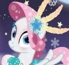 Vestir My Little Pony no inverno