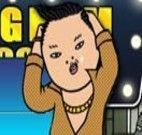 Aventuras com Psy Gangnam Style