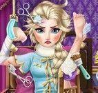 Elsa cuidados no hospital