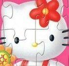 Puzzle da Hello Kitty