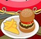 Fazer hambúrguer picante
