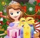 Princesa Sofia decoração de natal