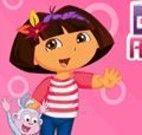 Vestir Dora aventureira
