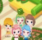 Casa cores melancia