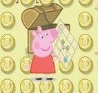 Peppa Pig caça tesouros