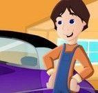 Oficina de limpar carros