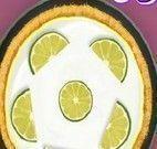 Receita de torta gelada de limão