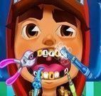Subway Surfers no dentista