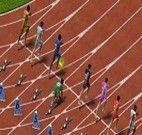 Correr 100 metros rasos