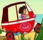 Dora aventuras de carro