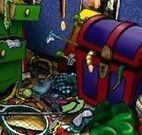 Achar objetos do quarto