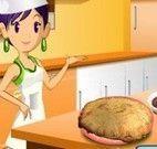 Fazer torta de frango da Sara