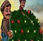 Coletando frutas