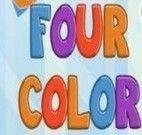 Colorindo com 4 cores
