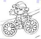 Colorir imagem da Xuxinha