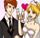 Colorir os noivos