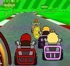 Corrida de Kart do Mario