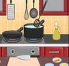 Cozinhar spaghetti