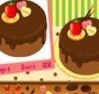 Cozinheira de bolos