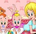 Cuidar de bebês gêmeos