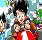 Corrida de kart Dragon Ball