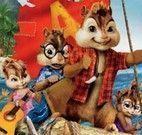 Alvin e os Esquilos Puzzle