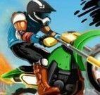 Motocross radical