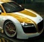 Montar puzzle do Audi
