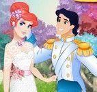 Ariel noiva no spa