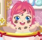 Banho da bebezinha