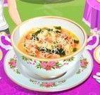 Receita de sopa italiana