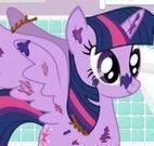 My Little Pony no banho