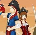 Vestir dupla pirata
