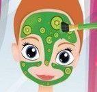 Princesa Sofia tratamento facial