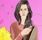 Emma Watson limpar casa