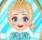 Bebê Frozen cuidados