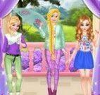 Princesas roupas favoritas
