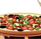 Preparar pedidos de pizza