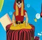Decorar Bolo de Lady Gaga