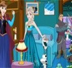 Decorar casa de natal Frozen